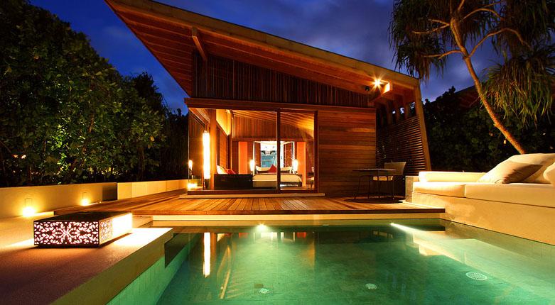 马尔代夫柏悦哈达哈岛图片欣赏