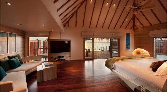 马尔代夫港丽岛图片欣赏