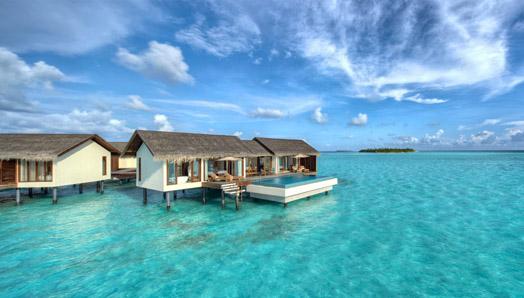 马尔代夫瑞喜敦岛图片欣赏
