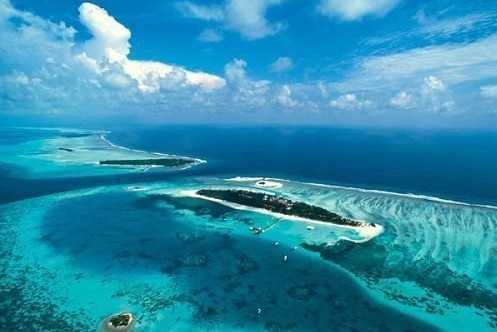 马尔代夫海洋