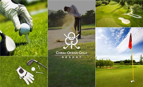 塞班酒店 肯辛顿酒店  golf 珊瑚海高尔夫度假村的高尔夫球场是由世界