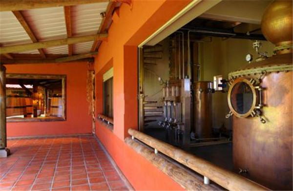 塞舌尔朗姆酒厂