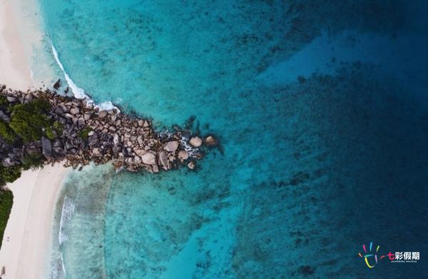 塞舌尔三连滩——格兰德海滩
