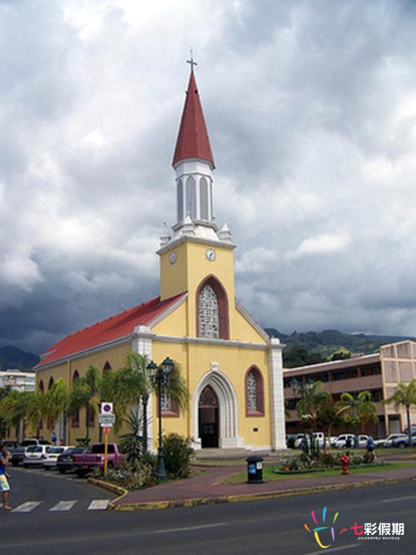 大溪地圣母大教堂