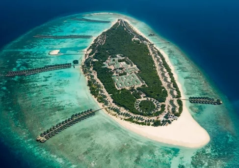 思雅玛岛 Siyam World Maldives