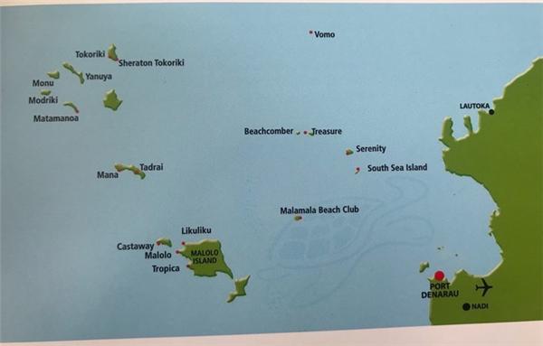 斐济国内交通