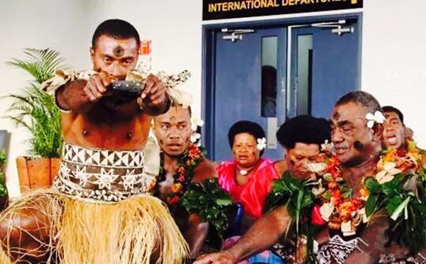 斐济卡瓦仪式