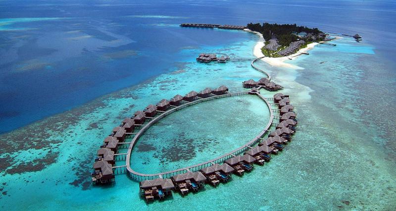 适合做头像的风景囹�a_马尔代夫波杜希蒂岛boduhithi和库拉玛蒂岛kuramathi