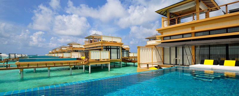 马尔代夫水上别墅,沙滩别墅入住攻略,马尔代夫岛屿推荐!