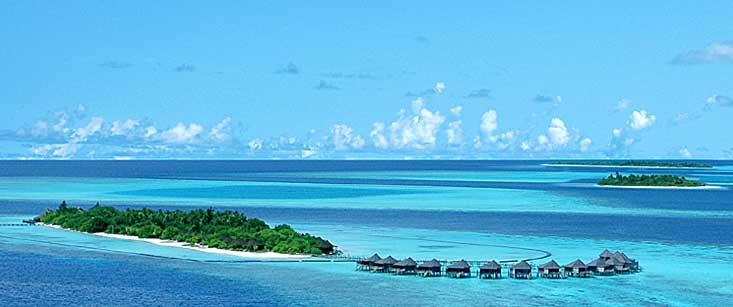 马尔代夫岛屿推荐
