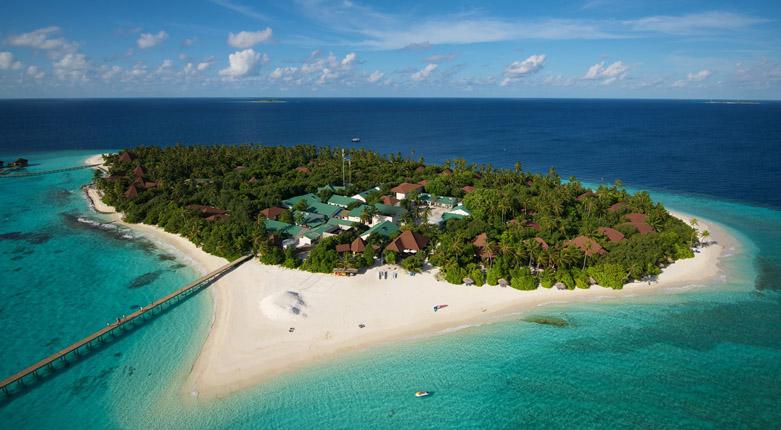 马尔代夫鲁滨逊岛图片欣赏