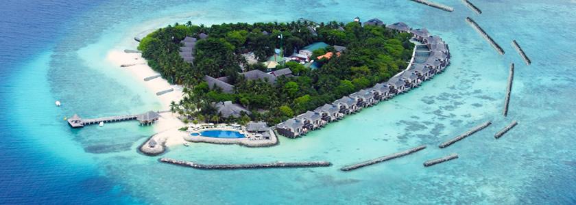 马尔代夫选岛