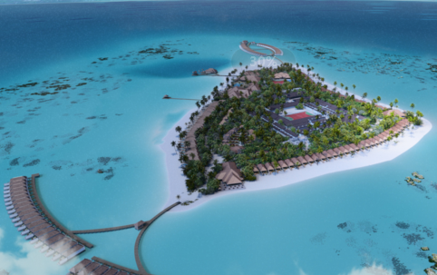 布伦尼亚岛Brennia Kottefaru Resort & Spa Maldives