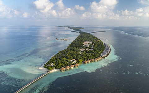 瑞喜敦迪古拉岛 The Residence  Maldives at Dhigurah