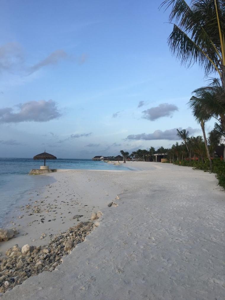 橙和mr.图的马尔代夫奥静岛蜜月记录